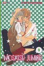 Nosatsu Junkie T4, manga chez Panini Comics de Fukuyama