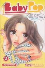 Baby pop T2, manga chez Kurokawa de Ogawa