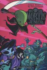 Mortis junior T2 : L'été meurtrier (0), comics chez Les Humanoïdes Associés de Whitta, Morrissey, Naifeh, Davis