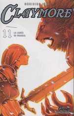 Claymore T11 : La lignée du paradis (0), manga chez Glénat de Yagi
