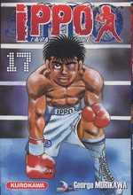 Ippo – Saison 1 - La rage de vaincre, T17, manga chez Kurokawa de Morikawa