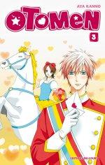 Otomen T3, manga chez Delcourt de Kanno