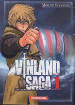 Vinland Saga T1, manga chez Kurokawa de Yukimura