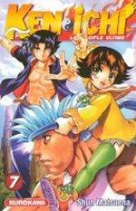 Ken-Ichi – Le disciple ultime 1, T7, manga chez Kurokawa de Matsuena