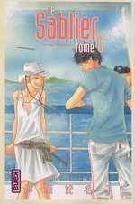 Le sablier T6, manga chez Kana de Ashihara