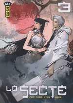 La secte T3, manga chez Kana de Muk