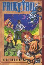 Fairy Tail T4 : , manga chez Pika de Mashima