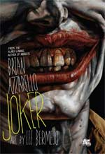 Joker, comics chez Urban Comics de Azzarello, Bermejo, Mulvihill