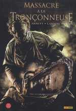Massacre à la tronçonneuse, comics chez Panini Comics de Abnett, Lanning, Craig, Mayor, Wildstorm fx, Bermejo