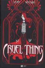 Cruel thing, bd chez Emmanuel Proust Editions de Lean, Vecchio
