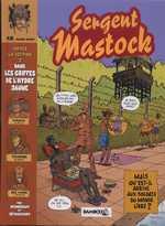 Sergent Mastock T2 : Dans les griffes de l'hydre jaune (0), bd chez Bamboo de Bétaucourt, Hennebaut