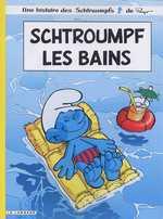 Les Schtroumpfs T27 : Schtoumpf les bains (0), bd chez Le Lombard de Jost, Culliford, Garray, Culliford