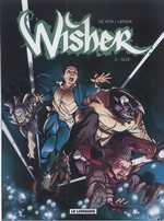 Wisher T3 : Glee (0), bd chez Le Lombard de Latour, de Vita, Pietrobon