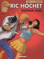 Ric Hochet T76 : Dernier duel (0), bd chez Le Lombard de Duchateau, Tibet