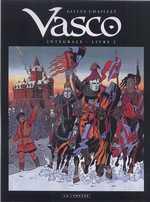 Vasco T2, bd chez Le Lombard de Chaillet, Defachelle