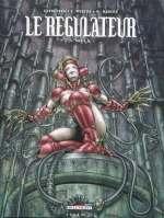 Le régulateur T4 : 666 IA (0), bd chez Delcourt de Corbeyran, Moreno, Moreno