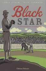 Black Star : La véritable histoire de Satchel Paige (0), comics chez Delcourt de Sturm, Tommaso