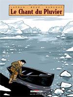 Le chant du pluvier, bd chez Delcourt de Laprun, Béhé, Surcouf