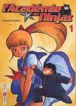 L'académie des Ninjas T1, manga chez Bamboo de Hosono