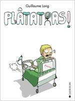 Platatras, bd chez La joie de lire de Long, Pierangelo