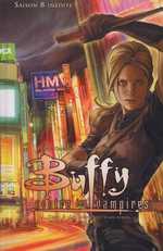 Buffy contre les vampires - Saison 8 T3 : Les loups sont à nos portes (0), comics chez Fusion Comics de Goddard, Whedon, Jeanty, Madsen, Chen
