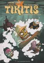 Les tikitis T2 : L'Aventure de l'inventif (0), bd chez Les Humanoïdes Associés de Frissen, Mense