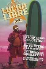 Lucha libre T10 : Surfin'USA, comics chez Les Humanoïdes Associés de Frissen, Reutimann, Mense, Bill, Gaubert, Witko, Gaultier, Firoud