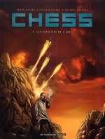 Chess T2 : Les Cavaliers de l'aube (0), bd chez Les Humanoïdes Associés de Ricard, Ricard, Minerbe, Digikore studio, Ralenti