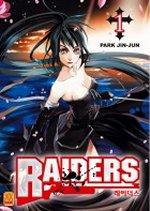 Raiders T1, manga chez Kami de Park