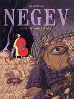 Negev T1 : Le souffle de Dieu, bd chez Emmanuel Proust Editions de Astier