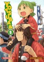 Yotsuba to T8, manga chez Kurokawa de Azuma