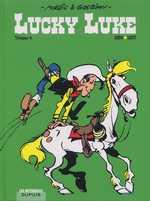 Lucky Luke T4 : Intégrale 4 (1956-1957) (1), bd chez Dupuis de Morris