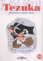 Tezuka - Histoires pour tous T13, manga chez Delcourt de Tezuka