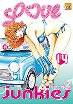 Love junkies T14, manga chez Taïfu comics de Hatsuki