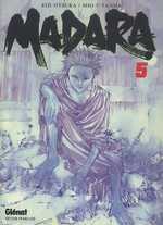 Madara T5, manga chez Glénat de Otsuka, Tajima