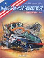 Les casseurs T1, bd chez Le Lombard de Duchateau, Denayer