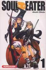 Soul eater T1, manga chez Kurokawa de Ohkubo