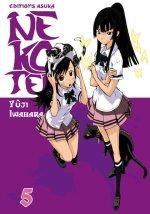 Nekoten ! T5, manga chez Asuka de Iwahara