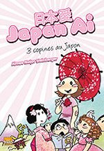 Japan ai – 3 copines au Japon, manga chez Taïfu comics de Steinberger