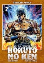 Hokuto no Ken – Edition Simple, T7, manga chez Asuka de Buronson, Hara