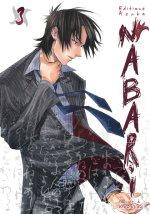 Nabari T3, manga chez Asuka de Kamatani
