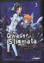 The qwaser of stigmata  T3, manga chez Asuka de Yoshino, Satô