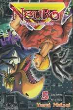 Neuro - Le mange mystères T5, manga chez Glénat de Yusei