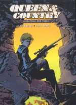 Queen & country T7 : Opération : Red panda  (0), comics chez Akileos de Rucka, Samnee