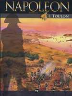Napoléon T1 : Toulon (0), bd chez Joker de Osi