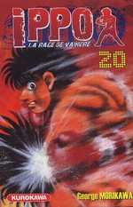 Ippo – Saison 1 - La rage de vaincre, T20, manga chez Kurokawa de Morikawa