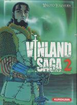 Vinland Saga T2, manga chez Kurokawa de Yukimura