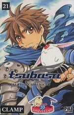 Tsubasa RESERVoir CHRoNiCLE – Première édition, T21, manga chez Pika de Clamp