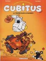 Les nouvelles aventures de Cubitus T5 : La truffe dans le guidon (0), bd chez Le Lombard de Aucaigne, Rodrigue, Marcy