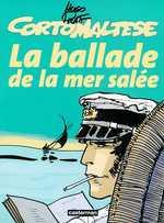 Corto Maltese T1 : La ballade de la mer salée (0), bd chez Casterman de Pratt